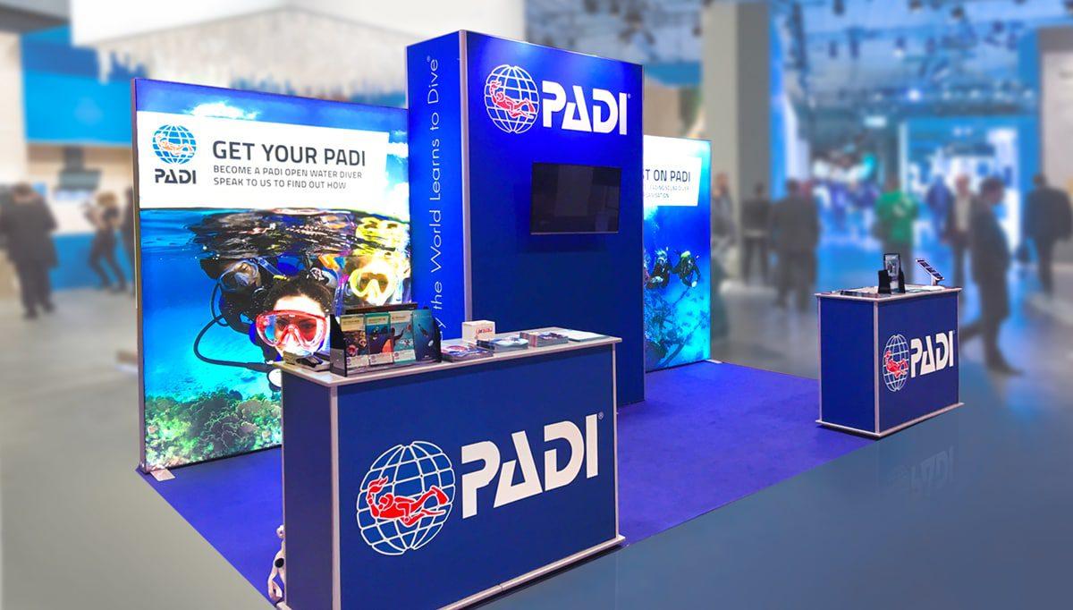 PADI-ISOframe Fabric at ADEX 2017